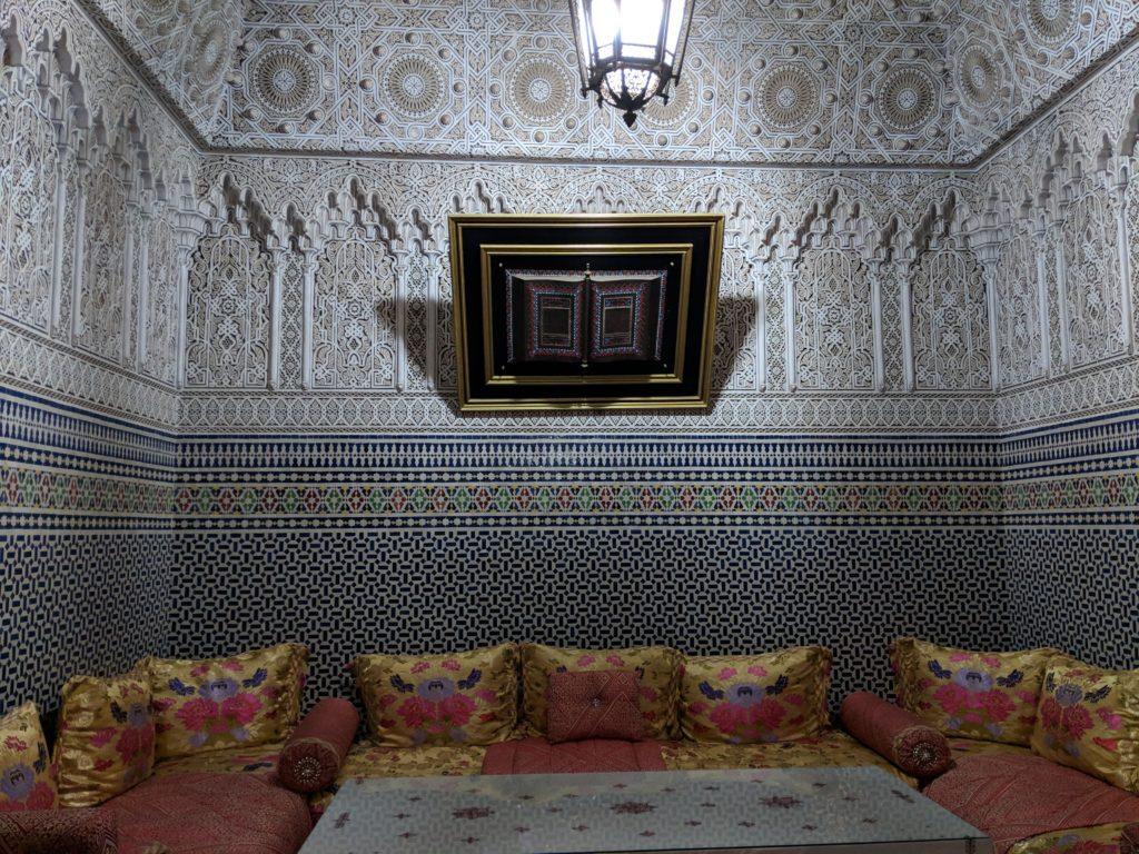 Riad Al Pacha, Fes, Morocco