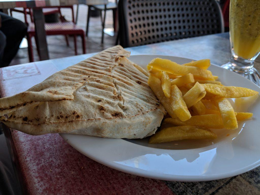 restaurant grillades zerda, Errachidia, Morocco