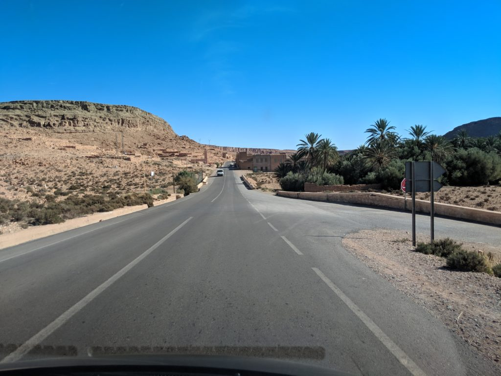 Road trip through Morocco