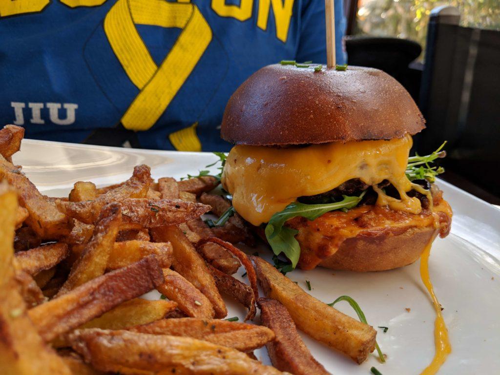 cheeseburger, Le Sud