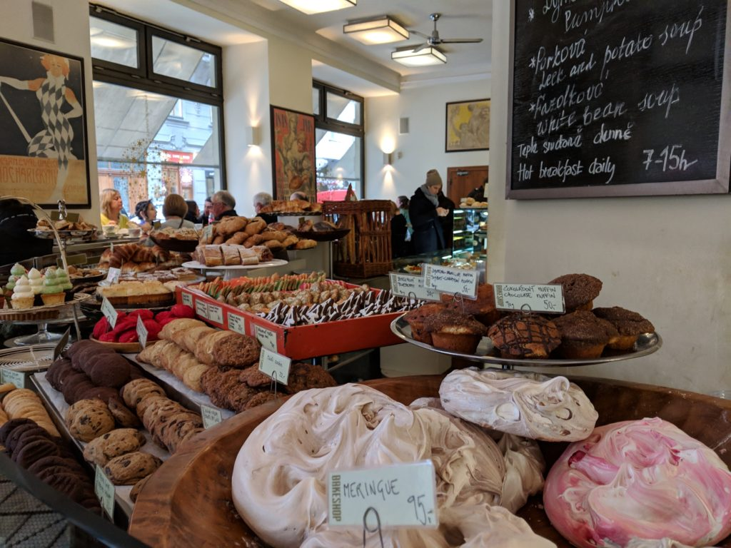 Bake Shop, Prague