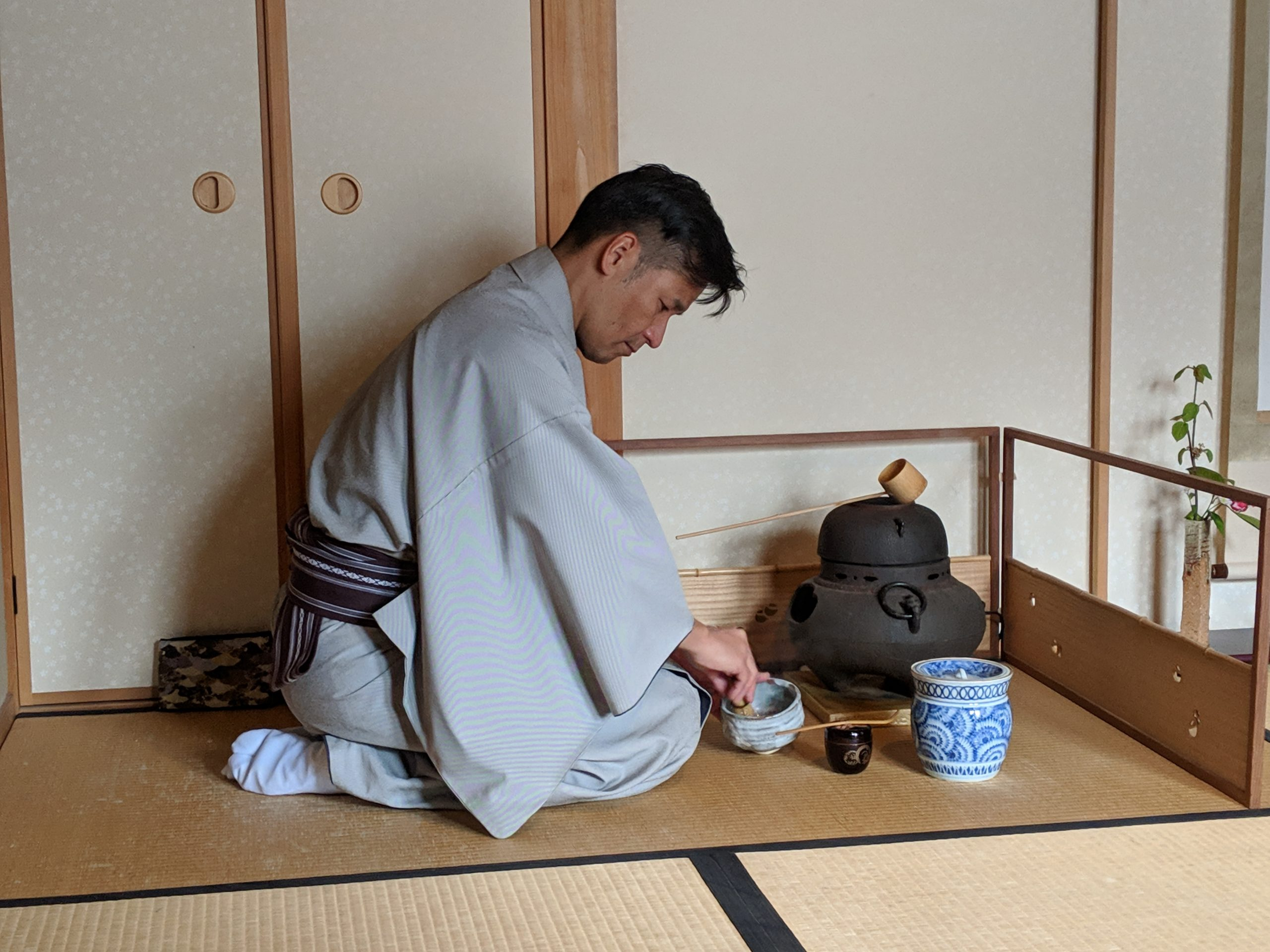 tea ceremony, Camellia Tea Ceremony, Kyoto