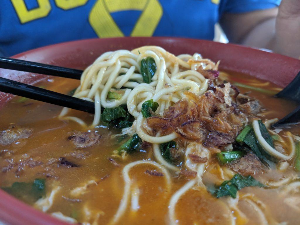 Fish Soup stall, Joo Seng Food Place, Singapore