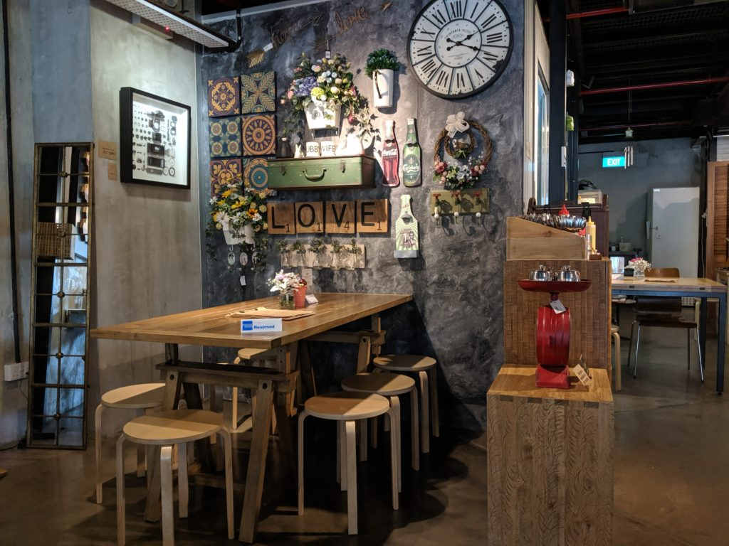 Knots Cafe and Living, Singapore