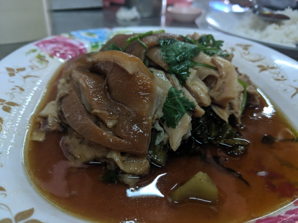 Bangwa Pork Leg Restaurant, Bangkok, Thailand