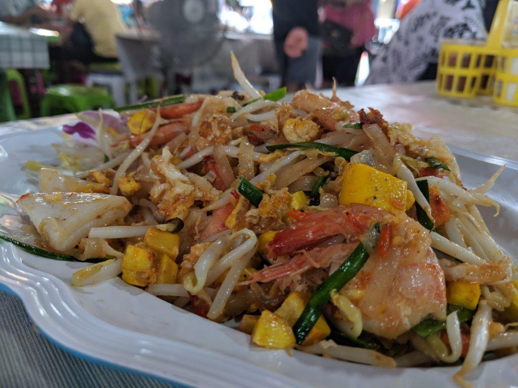 Pad Thai, Chatuchak Market, Bangkok, Thailand