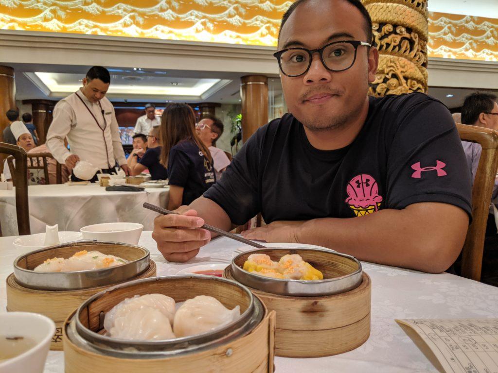 dim sum, Xin Cuisine Chinese Restaurant, Kuala Lumpur, Malaysia