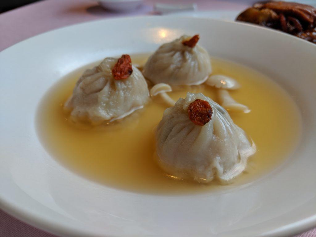 XLB dumplings, Dynasty, Kuala Lumpur, Malaysia