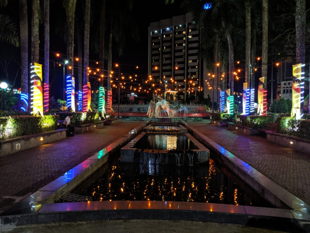 Waterfront, Kuching, Malaysia