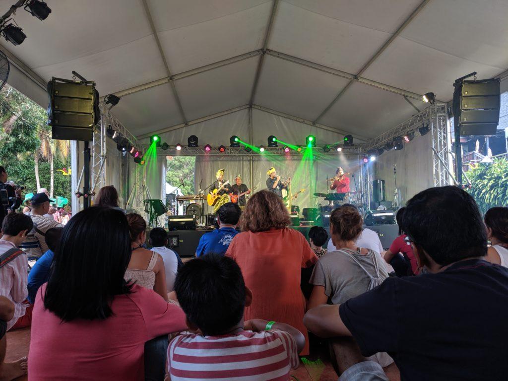 Sayu Ateng, Big Tent, Rainforest World Music Festival 2019, Kuching, Malaysia