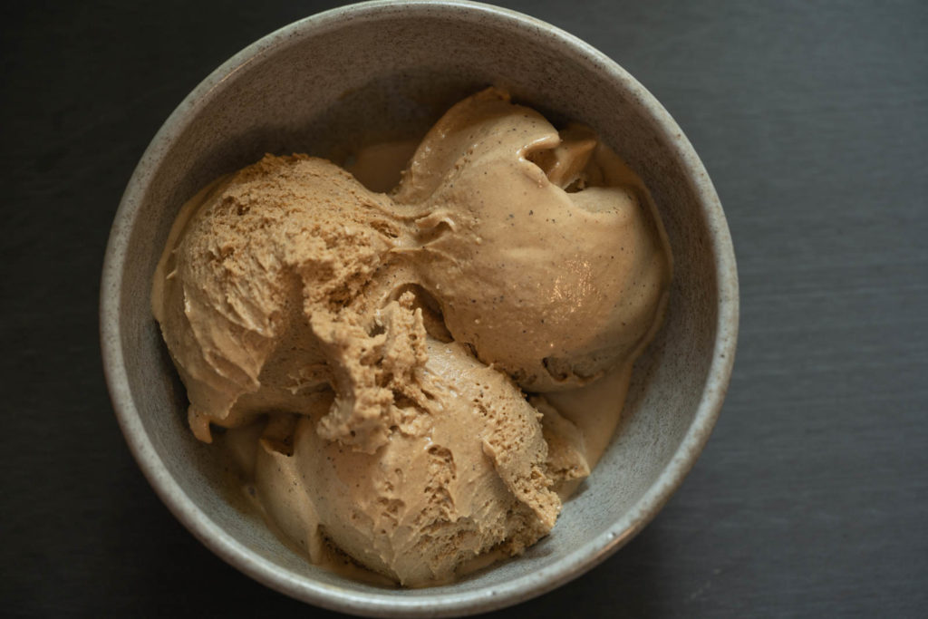 Phrench Ground Coffee Ice Cream