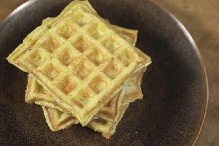waffle eggs